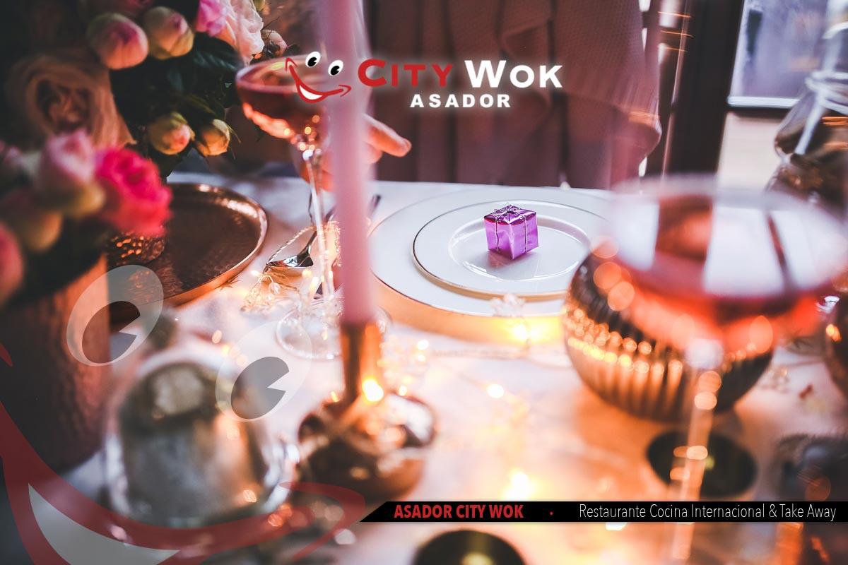 Celebra Nochebuena En Asador City Wok De Alfafar Valencia