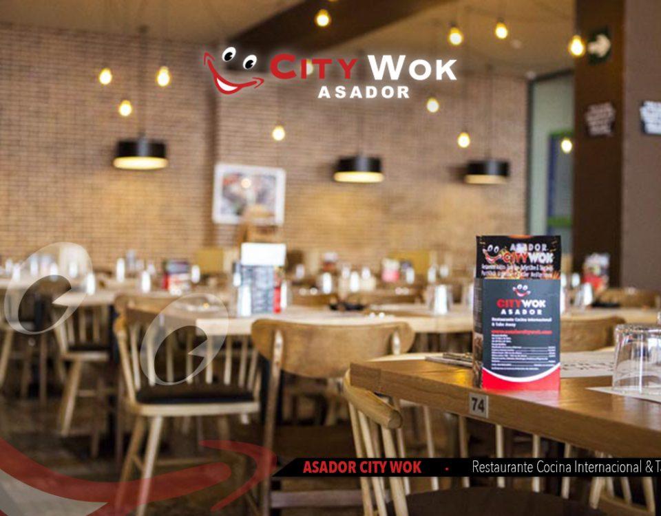 Cómo reservar en el Restaurante City Wok de Alfafar (Valencia)