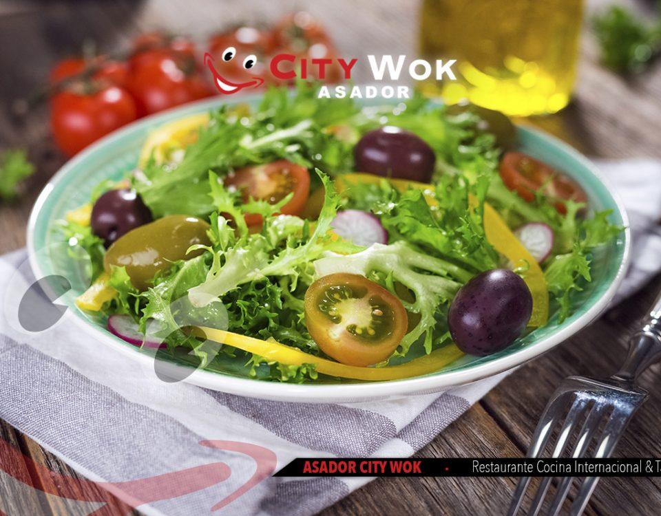 Descubre la cocina mediterránea en City Wok Alfafar (Valencia)