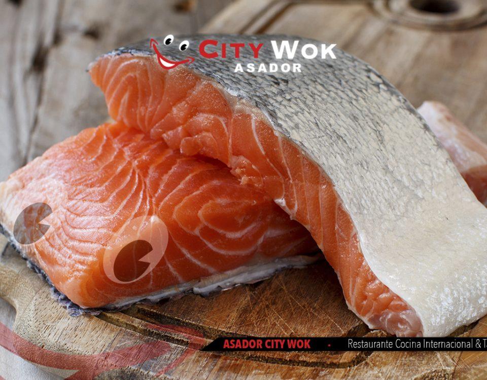 ¿Por qué es bueno comer salmón?