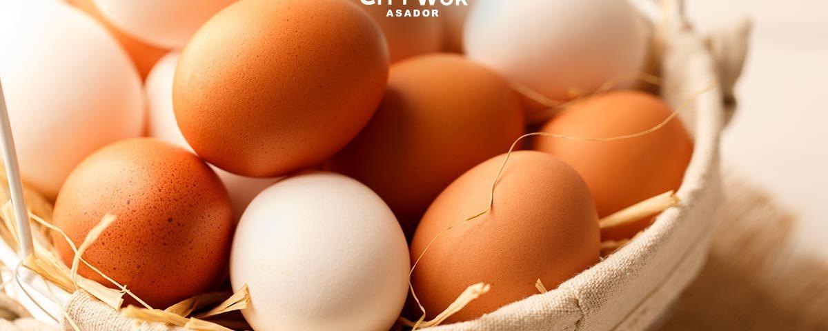 Diferencias entre huevo cocido y huevo frito