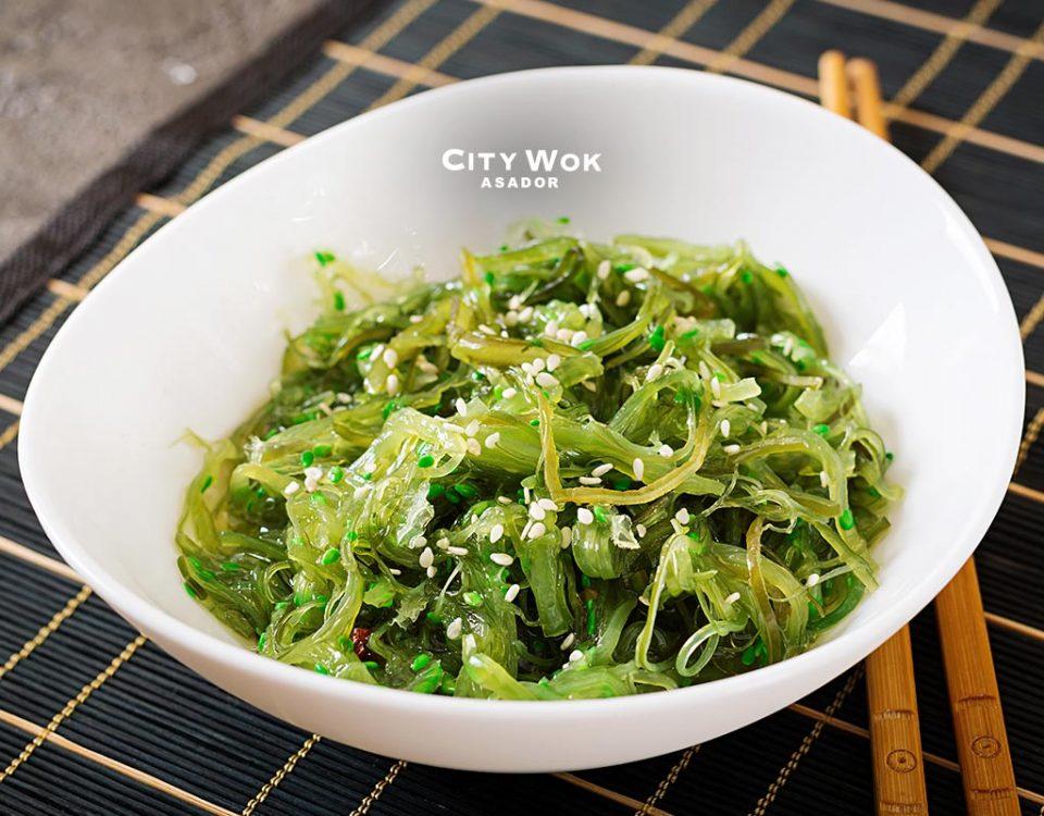 Los beneficios del alga Wakame