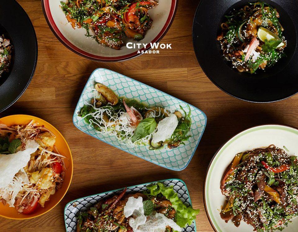 Platos típicos de la gastronomía oriental